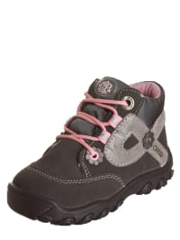 """Primigi Leder-Boots """"Zoom"""" in Anthrazit/ Rosa"""