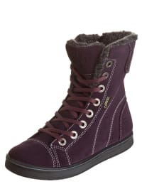"Primigi Leder-Boots ""Veryn"" in Lila"