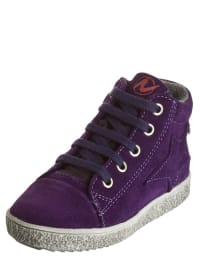 "Naturino Leder-Sneakers ""Susa"" in Lila"