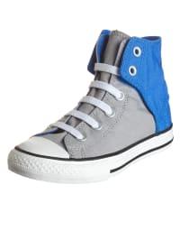 """Converse Sneakers """"CT Easy HI"""" in Hellgrau/ Blau"""