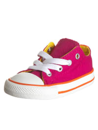 "Converse Sneakers ""CT Dbl Tng OX"" in Pink/ Rot"