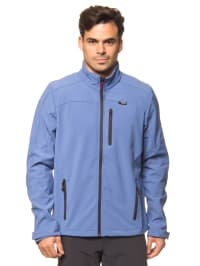 "Maier Sports Softshelljacke ""Peer"" in Hellblau"