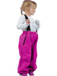 Wilma & Morris Ski-/ Snowboardhose in Pink