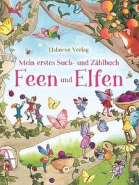 """Usborne Mein erstes Such- und Zählbuch """"Feen und  Elfen"""""""