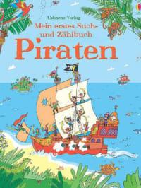 """Usborne Mein erstes Such- und Zählbuch """"Piraten"""""""