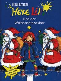 """Kinderroman """"Hexe Lilli und der Weihnachtszauber"""""""