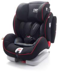 "Babyauto Kinderautositz ""KS 02 Fix"" in Schwarz"
