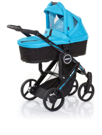 "ABC-Design Kombi-Kinderwagen ""Mamba Plus"" in Hellblau"
