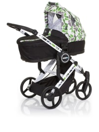 "ABC-Design Kombi-Kinderwagen ""Mamba Plus"" in Bunt"