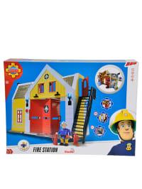 """Simba Spielset """"Feuerwehr-Station mit Figur"""" - ab 3 Jahren"""