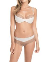 ESPRIT Schalen-BH in Offwhite/ Nude