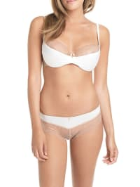 ESPRIT Panty in Offwhite/ Nude