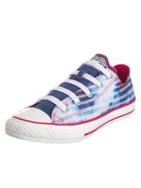 "Converse Sneakers ""CT Strch LCE"" in Blau/ Rot"