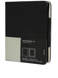 Moleskine Tablet-Hülle in Schwarz/ Beige - (B)20,5 x (H)25,3 x (T)2,5 cm
