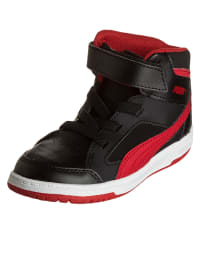 Puma Sneakers in Schwarz/ Rot
