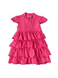 ZieZoo Kleid in Pink