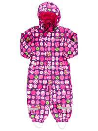 """Legowear Schneeanzug """"Jack"""" in Lila/ Pink"""