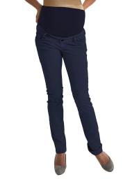 Queen Mum Jeans in Dunkelblau