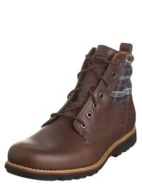 Timberland Boots in Dunkelbraun