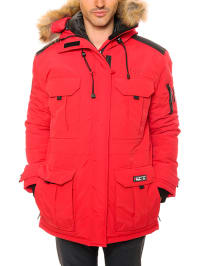 """Geographical Norway Winterjacke """"Ascoli"""" in Rot"""