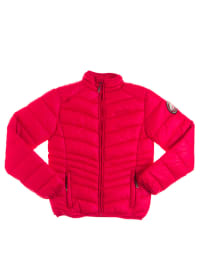 "Geographical Norway Funktionsjacke ""Chicore Basic Collar"" in Rot"
