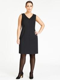 Exline Kleid in Schwarz