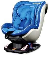 "Qeridoo Autokindersitz ""CradleMe"" in Blau/ Weiß"