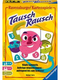 """Ravensburger Kartenspiel """"Tauschrausch"""" - ab 8 Jahren"""