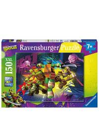 "Ravensburger 150tlg. Puzzle ""Turtles in Aktion"" - ab 7 Jahren"