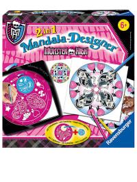 "Ravensburger Mandala-Malset ""Monster High"" - ab 6 Jahren"