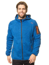 CMP Fleecejacke in Blau