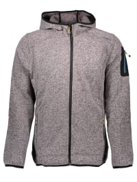 CMP Fleecejacke in Grau