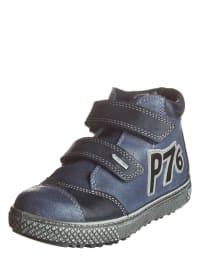 Primigi Leder-Sneakers in Dunkelrot - 57% MBus8jt5