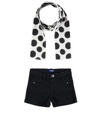 UBS.2 Shorts in Schwarz