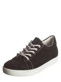 Ricosta Leder-Sneakers Julie S in Schwarz - 60% pfr6OS1