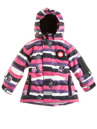 "Legowear Skijacke ""Justin 611"" in Pink/ Bunt"