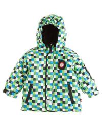 """Legowear Skijacke """"Jacob 613"""" in Grün/ Bunt"""