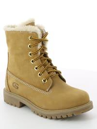 Grünland Junior Leder-Boots Mich in Hellbraun - 59% xkMoyem