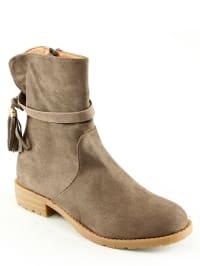 La Bottine Souriante Boots in Camel - 62% sw97VnAx
