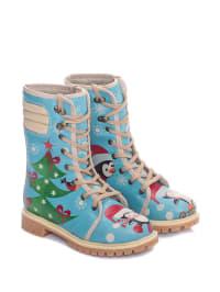 Streetfly Boots in Grün - 71% nOkkKQ