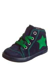 Richter Shoes Leder-Sneakers in Türkis - 55% MOJmS2pX