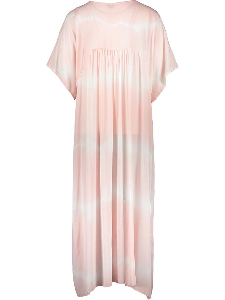 Fashion Factory Kleid in Rosa günstig kaufen