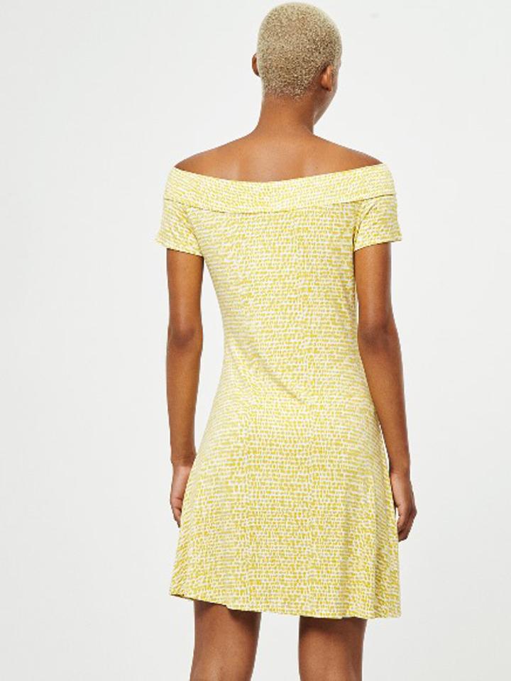 Surkana Kleid in Gelb günstig kaufen