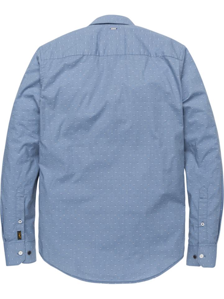 PME Legend Long Sleeve Shirt Stripe 2-tone Dobby Male günstig kaufen