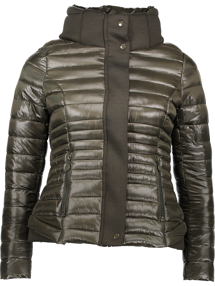 Winter Selection Übergangsjacke in Khaki günstig kaufen