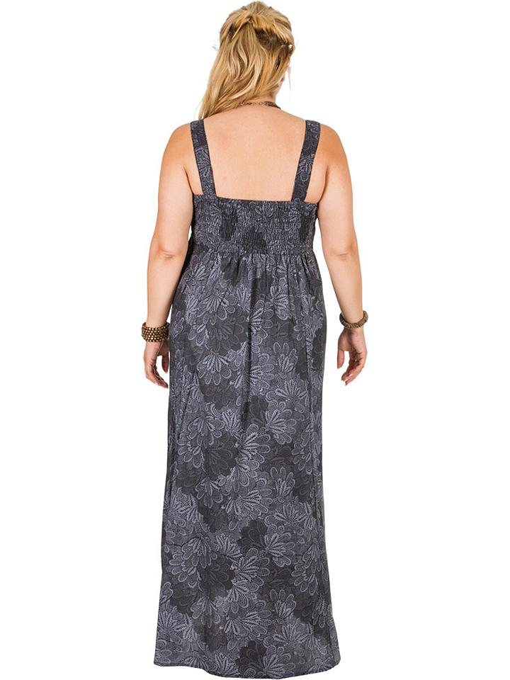 Aller Simplement Kleid in Grau günstig kaufen