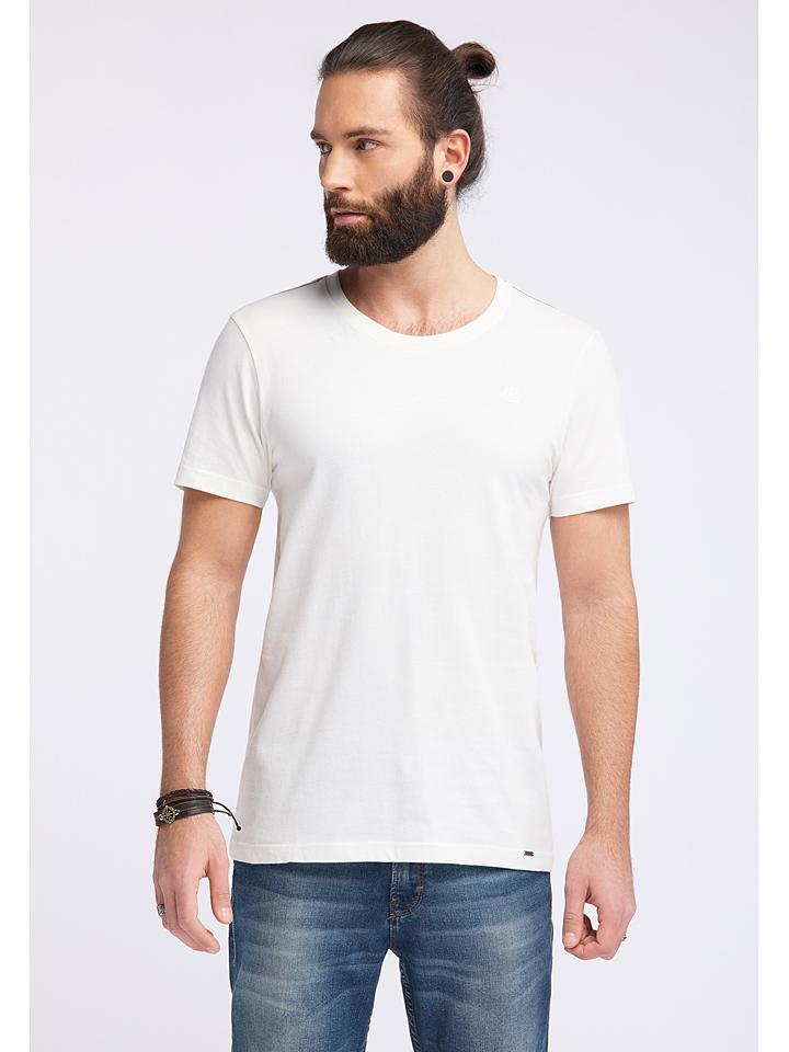 DreiMaster Shirt in Weiß günstig kaufen