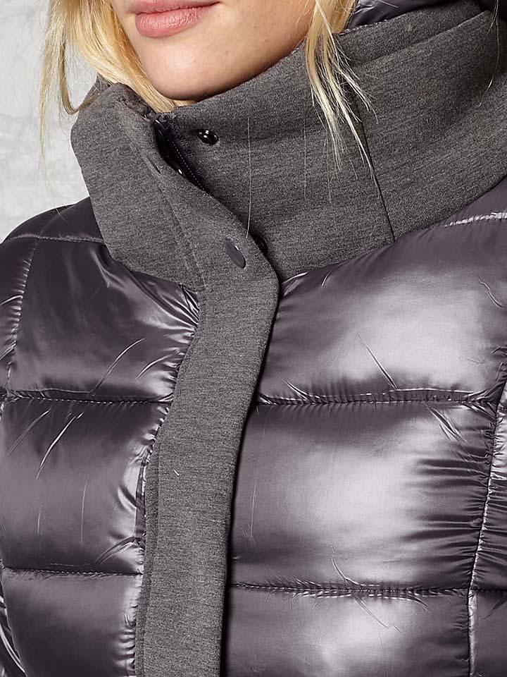 Winter Selection Wintermantel in Grau günstig kaufen
