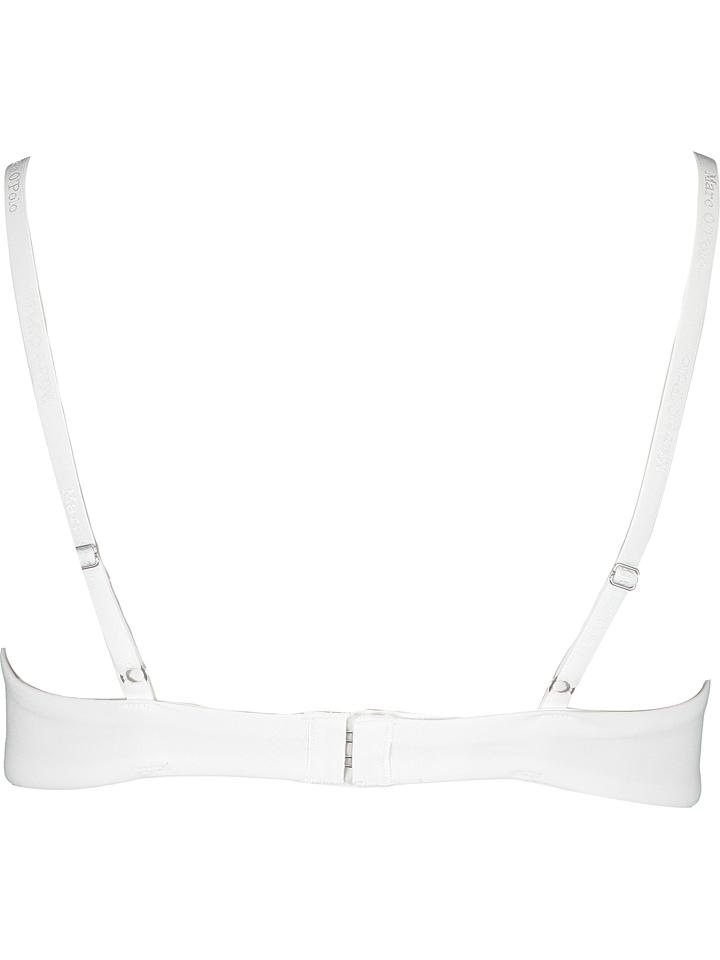 Marc O´Polo Bodywear Schalen-BH in Weiß günstig kaufen