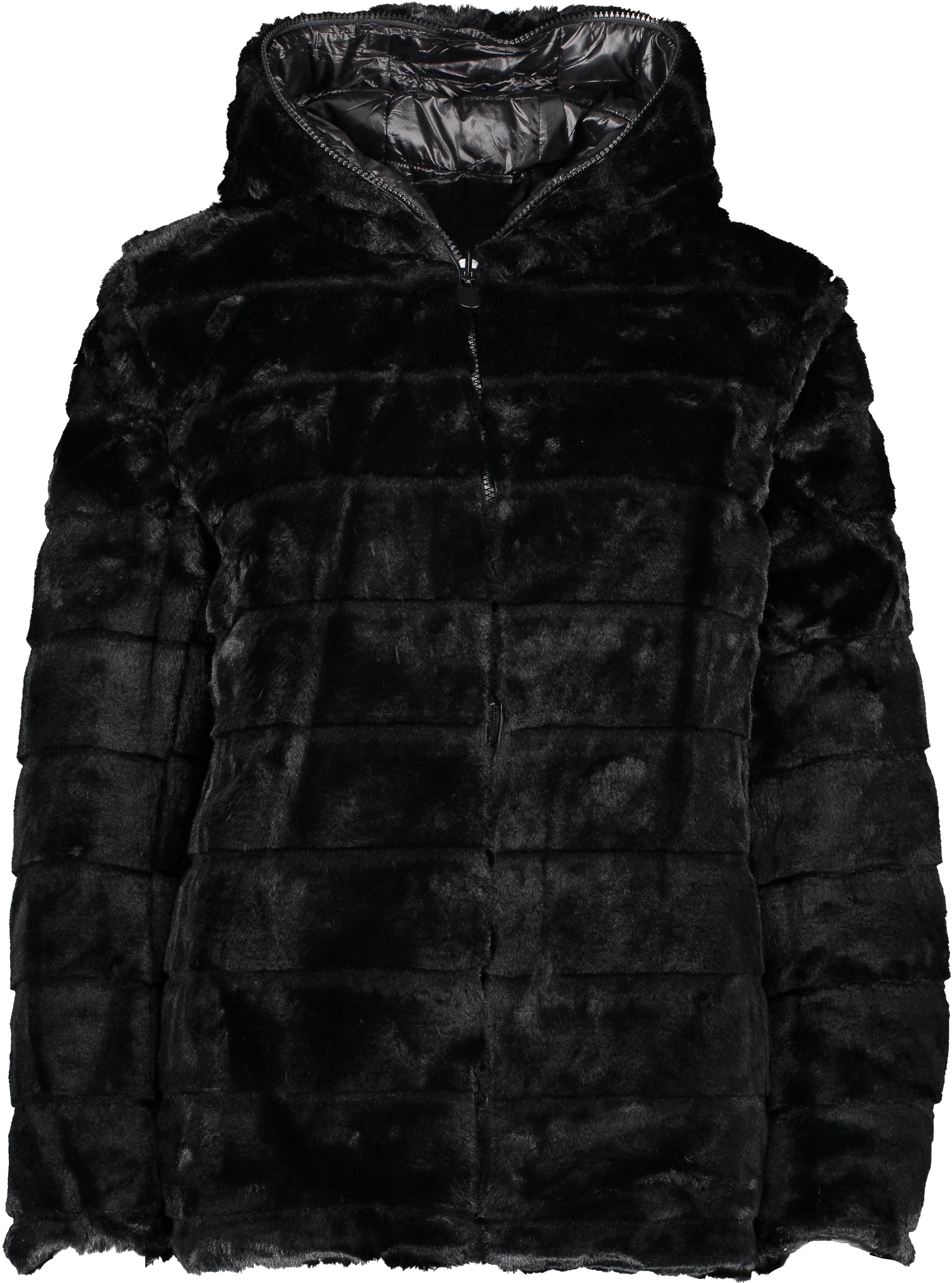 Winter Selection Wende-Winterjacke in Schwarz günstig kaufen